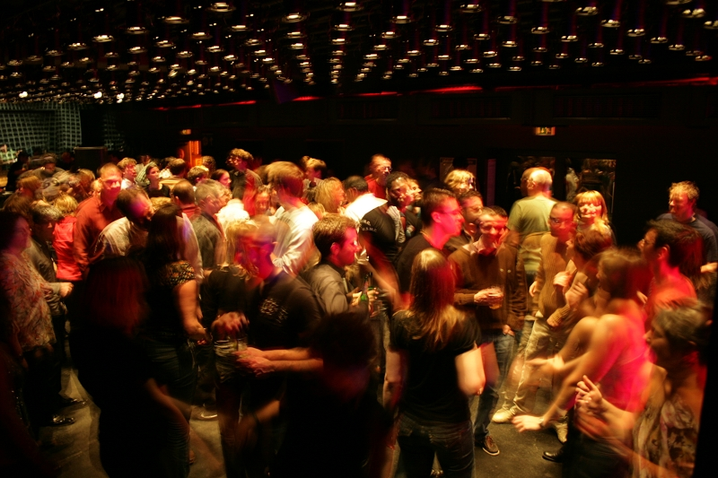 Weekend Electro Techno House Clubs In Berlin Mitte