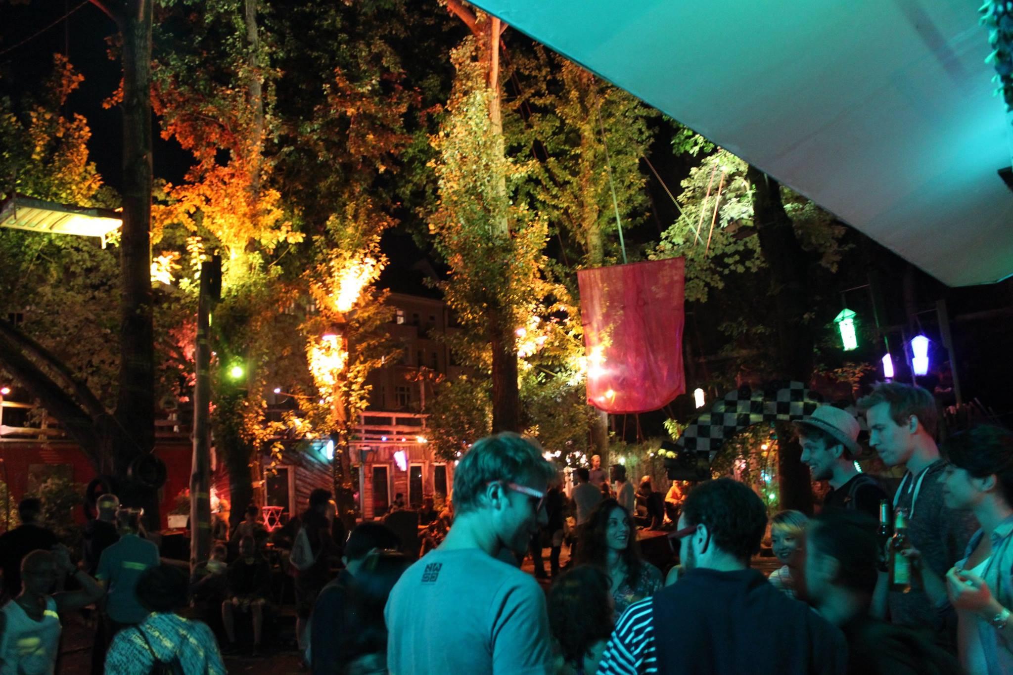 Wilde Renate: Electro/Techno/House Clubs in Berlin Friedrichshain