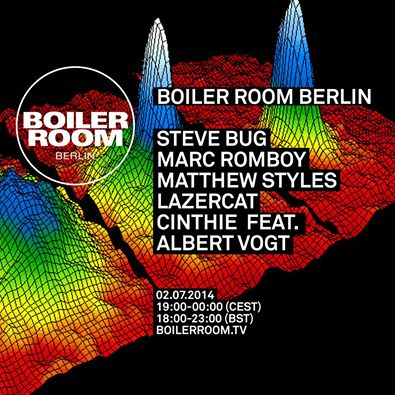 boiler room berlin