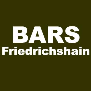 Bars in Berlin Friedrichshain