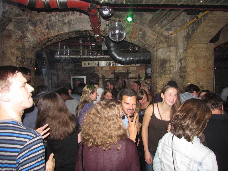 Das Edelweiss Bars In Berlin Kreuzberg