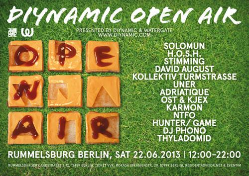 OPEN AIRS BERLIN