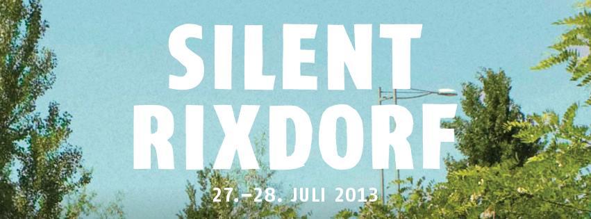 silent rixdorf festival