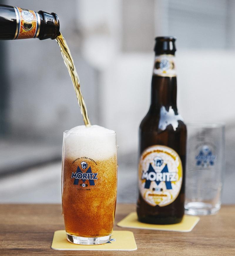 MORITZ Bier