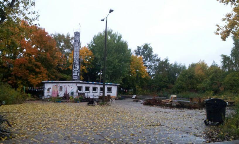 Heizhaus Rostock