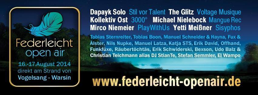 FEDERLEICHT Open Air