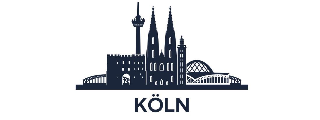 Köln Zeichnung