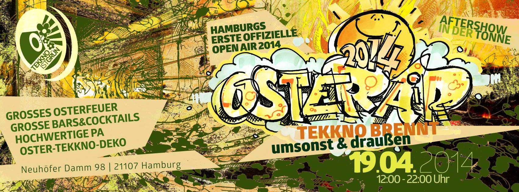 Oster open air