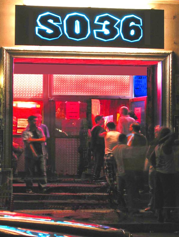 SO36 club