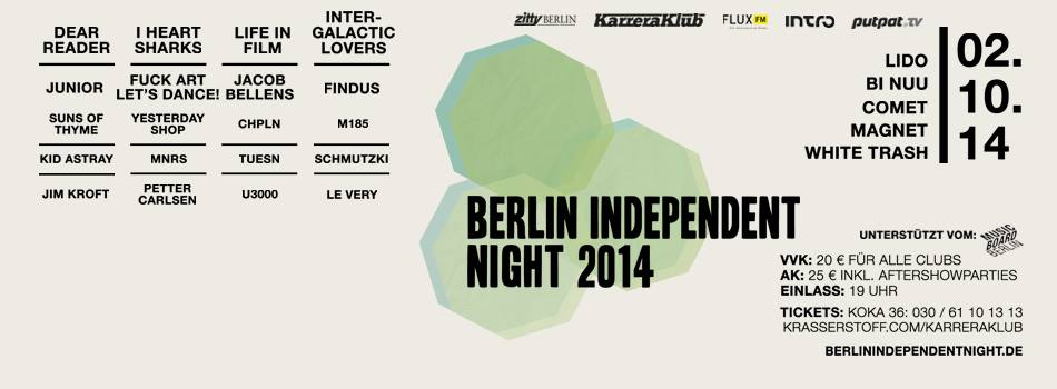 berlin independent night