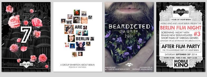 I HEART BERLIN