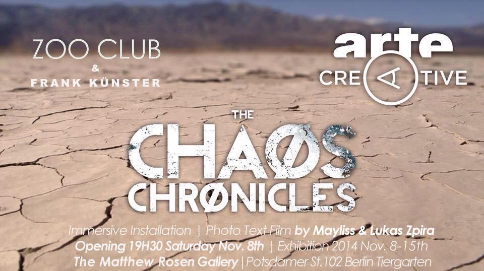 Chaos Chronicles - Invitation
