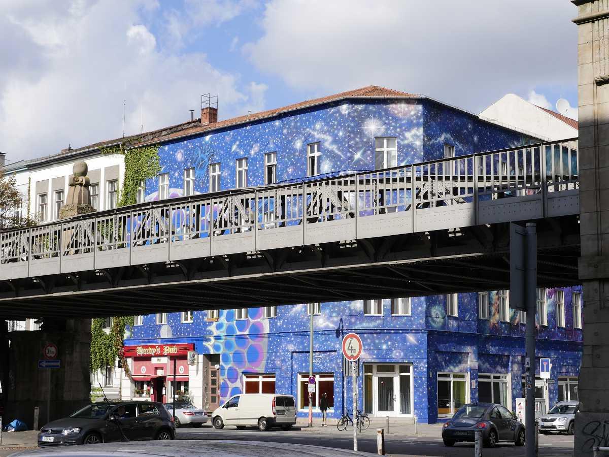 bülowstraße schöneberg streetart mural