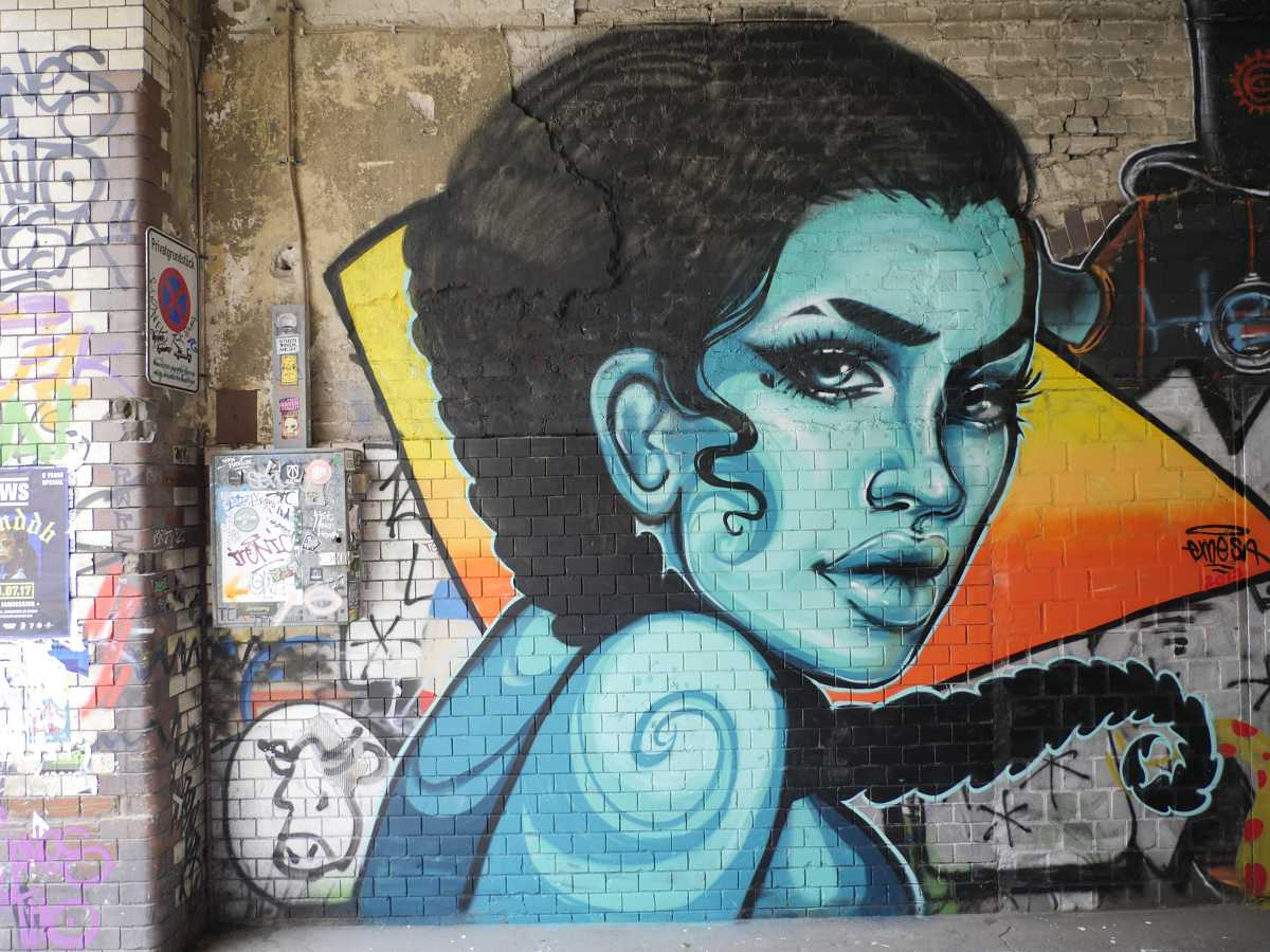 graffiti panke berlin