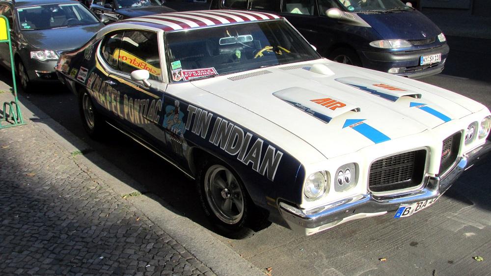 muscle car berlin grünberger straße friedrichshain