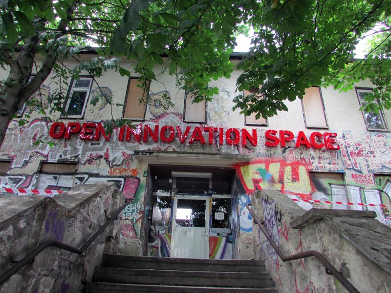 open-innovation-space Bötzow Brauerei
