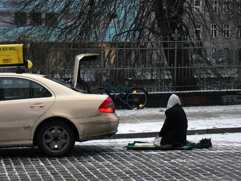 taxi muslim berlin