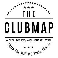 THE CLUBMAP BERLIN