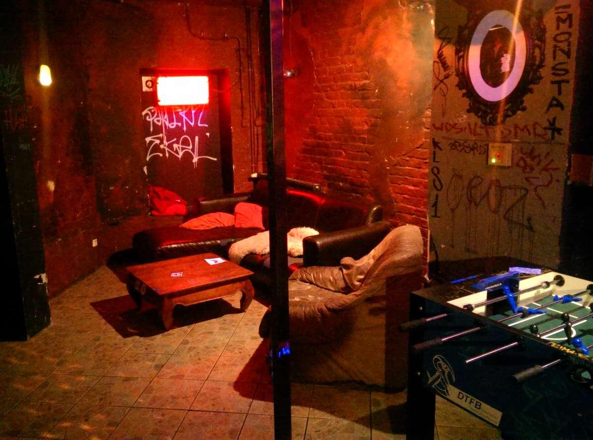 Bilder Vom Humboldthain Club Berlin The Clubmap
