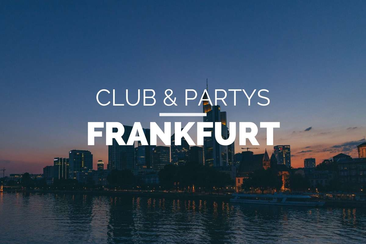 Die Besten Clubs Partys In Frankfurt Techno Rock Black The